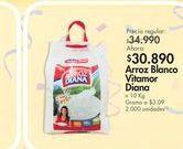 Oferta de Arroz Diana por $30.89