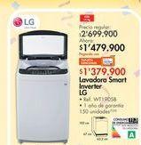 Oferta de Lavadora LG por $1479.9