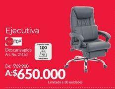 Oferta de Silla de oficina por $650000