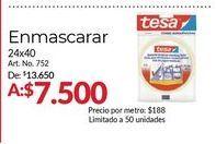 Oferta de Cinta de embalar Tesa por $7500