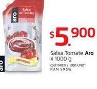 Oferta de Salsa de tomate Aro por $5900