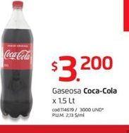 Oferta de Coca-Cola por $3200