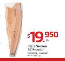 Oferta de Filetes de salmón Premium por