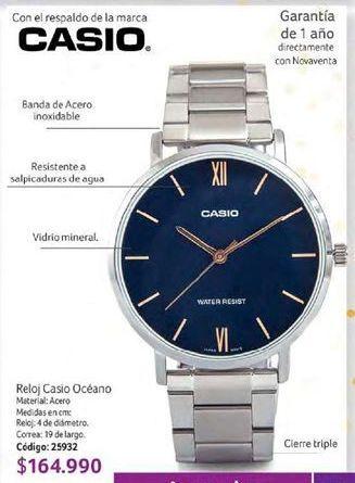 Oferta de Reloj pulsera Casio por $164990