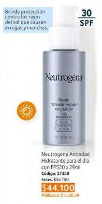 Oferta de Crema antiedad Neutrogena por $44100