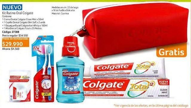 Oferta de Higiene bucal Colgate por $29990