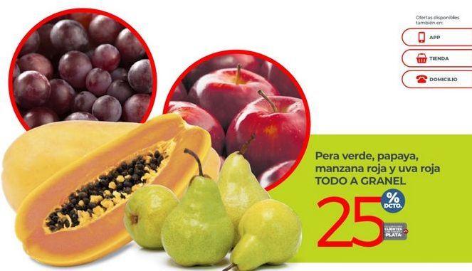 Oferta de Fruta por $25