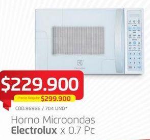 Oferta de Horno microondas Electrolux por $229900