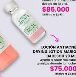 Oferta de Loción facial antiacné drying lotion  por $75000