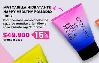 Oferta de Mascarilla hidratante palladio por $49900