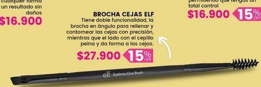 Oferta de Brocha cejas ELF por $27900