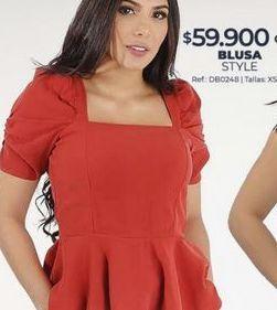 Oferta de Blusa por $59900