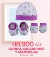 Oferta de Gorro bebé por $18900