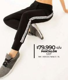Oferta de Pantalones de deporte por $79990