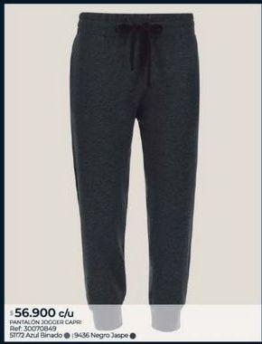 Oferta de Pantalones de deporte por $56900