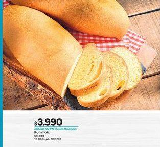 Oferta de Pan por $3990