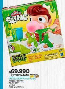 Oferta de Juguetes Play-Doh por $69990