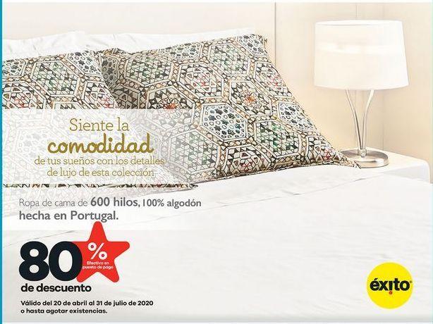 Oferta de Ropa de cama por