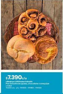 Oferta de Pan por $7390