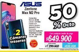 Oferta de Celulares Asus por $649900