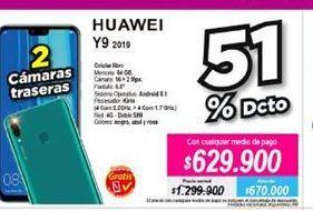 Oferta de Celulares Huawei por $629900
