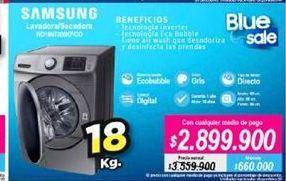 Oferta de Lavadora Samsung por $2899900