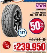 Oferta de Llantas Nexen por $239950