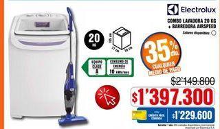 Oferta de Lavadora Electrolux por $1397300