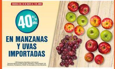 Oferta de Manzanas por