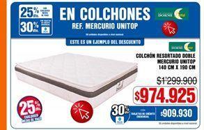 Oferta de Colchón Mercurio por $974925