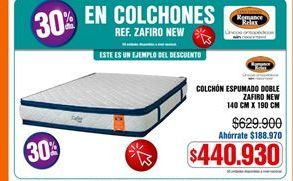 Oferta de Colchón Zenú por $440930