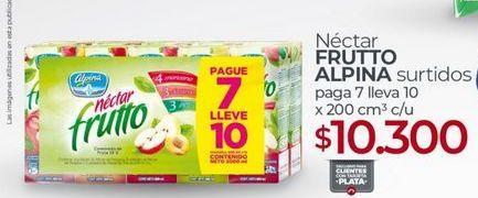 Oferta de Néctar Frutto por $10300