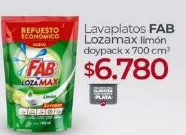 Oferta de Lavaloza Fab por $6780