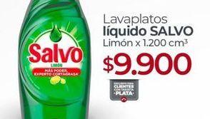 Oferta de Lavaloza Salvo por $9900