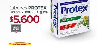 Oferta de Jabón Protex por $5600