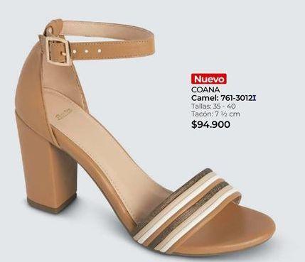 Oferta de Sandalias de tacón por $94900