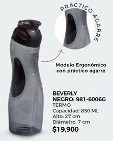 Oferta de Botella de agua por $19900