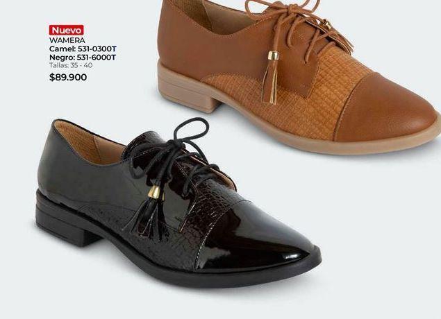 Oferta de Zapatos mujer por $89900