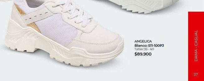 Oferta de Zapatillas mujer por $89900