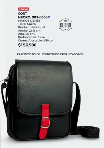 Oferta de Bolso bandolera por $156900
