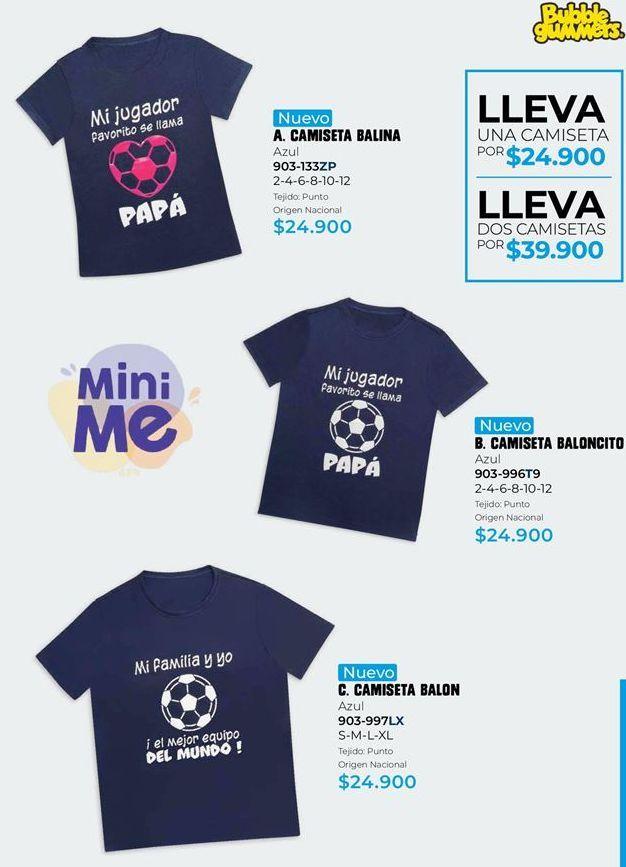 Oferta de Camiseta manga corta por $24900