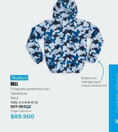 Oferta de Chaqueta niño por $89900