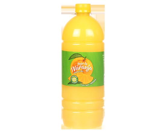 Oferta de Jugo Naranja 100% Fruta Botella 1000 Ml por $3150