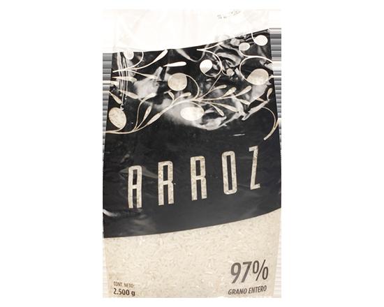 Oferta de Arroz Premium 97% Grano Entero 2500 Gr por $9350