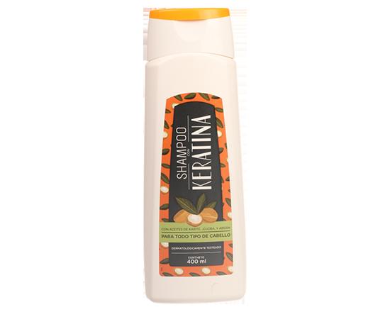 Oferta de Shampoo con Keratina 400 Ml por $6990