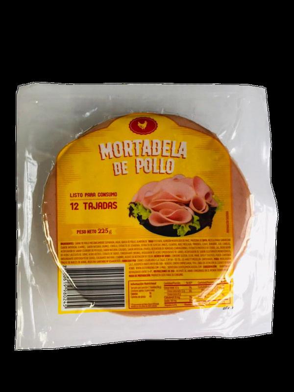 Oferta de Mortadela de Pollo 225 Gr por $2950