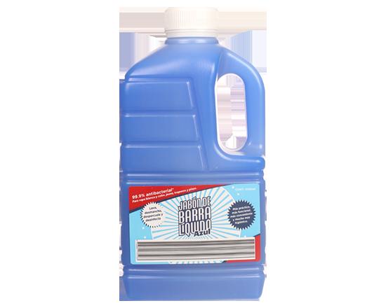 Oferta de Jabón de Barra Líquido Azul 1000 Ml por $3870