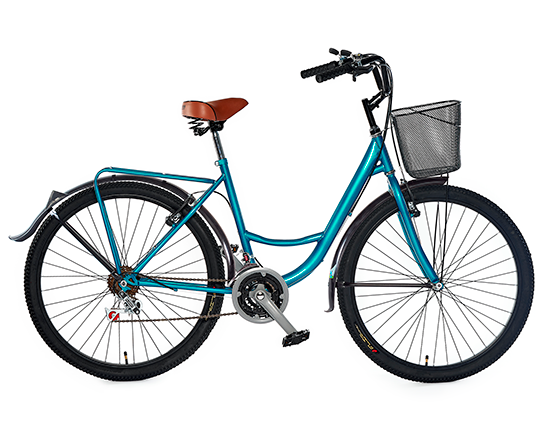 Oferta de Bicicleta Playera Verde Lago 1 Und por $399900