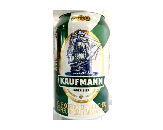 Oferta de Cerveza Kaufmann 330 Ml por $1550