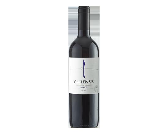 Oferta de Vino Merlot Chilensis 750 Ml por $14990